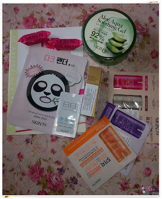 Moja Nowa Przygoda Z Azjatyckimi Kosmetykami, zakupy u SKIN79