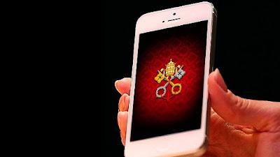 App Store lança aplicativo sobre o conclave