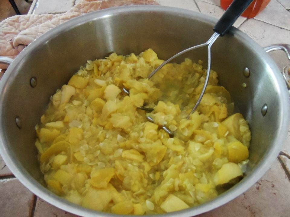 ingredients -- butter, sour cream, cheddar cheese, eggs, bread crumbs ...
