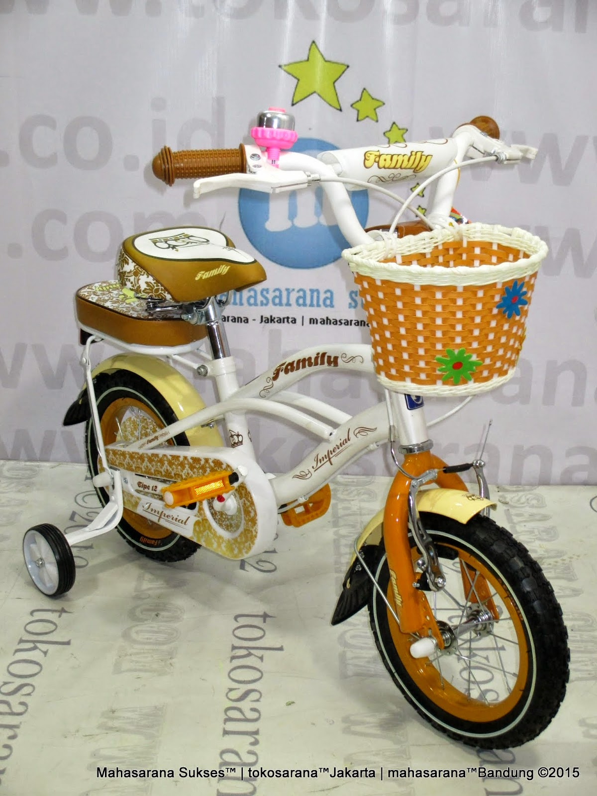 tokosarana™Jakarta | Mahasarana Sukses™Bandung: Sepeda
