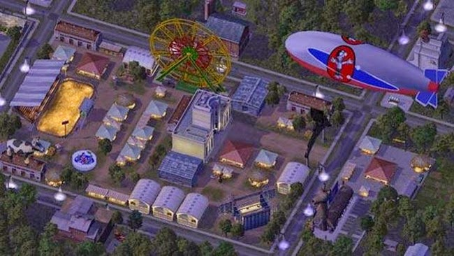 free  game sims city 4 for pc