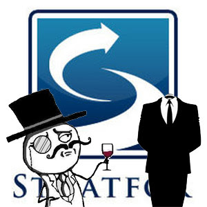 'anonymous' hack on stratfor the first step in 'master plan'
