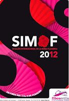 Del 2 al 5 de febrero de 2012 el 18 Salón Internacional de la Moda Flamenca, SIMOF 2012 Sevilla