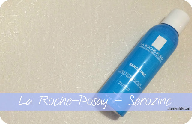 la roche posay serozinc for oily skin