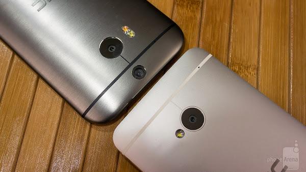 HTC One M8 vs HTC One (M7)