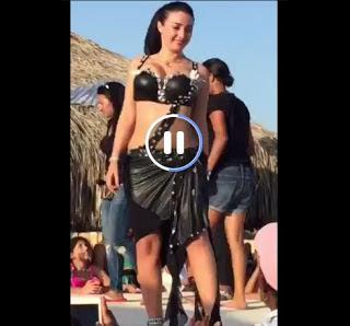 فيديو رقص صافيناز بالبكيني في شرم الشيخ  لدعم السياحة