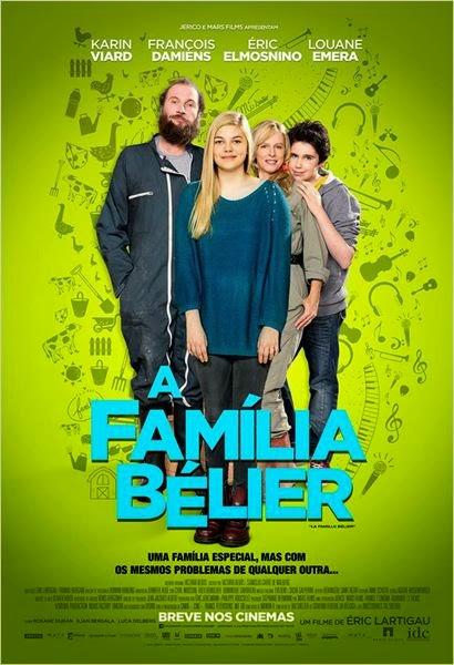 A Família Bélier – Dublado (2014)