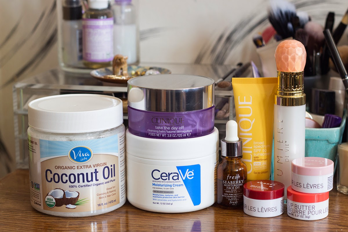 star violet 2014 skincare favorites