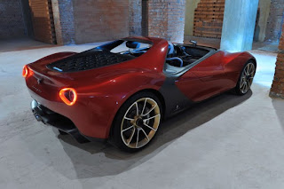 Pininfarina Sergio Concept Car 2013 Geneva Motor Show Seen On www.coolpicturegallery.us
