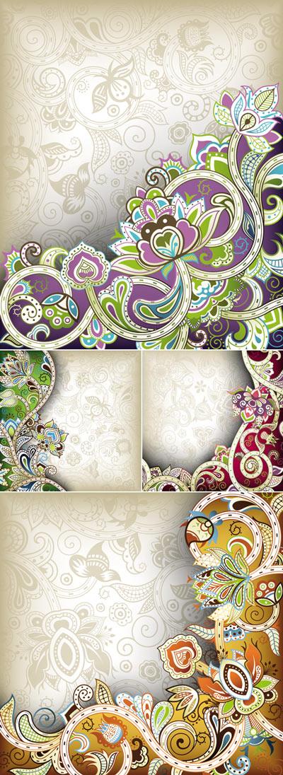 Indian Floral Designs