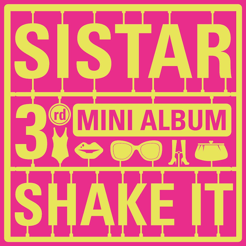 Sistar Shake It cover