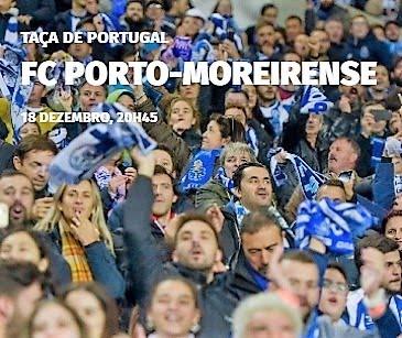 18 de dezembro, 20h45: Porto