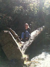 Bethany in the Smoky Mountains