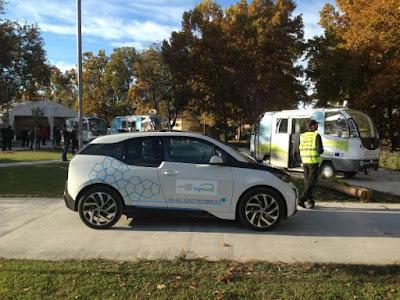 Η BMW i υποστηρίζει το CityMobil2