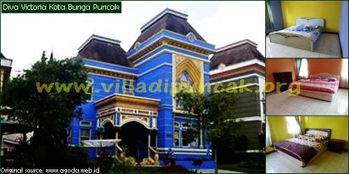 Diva Victorian Villa Puncak