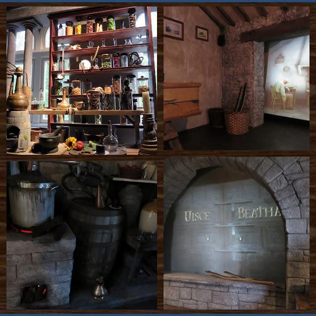 The Irish Whiskey Museum in Dublin - Uisce Beatha, Water of Life