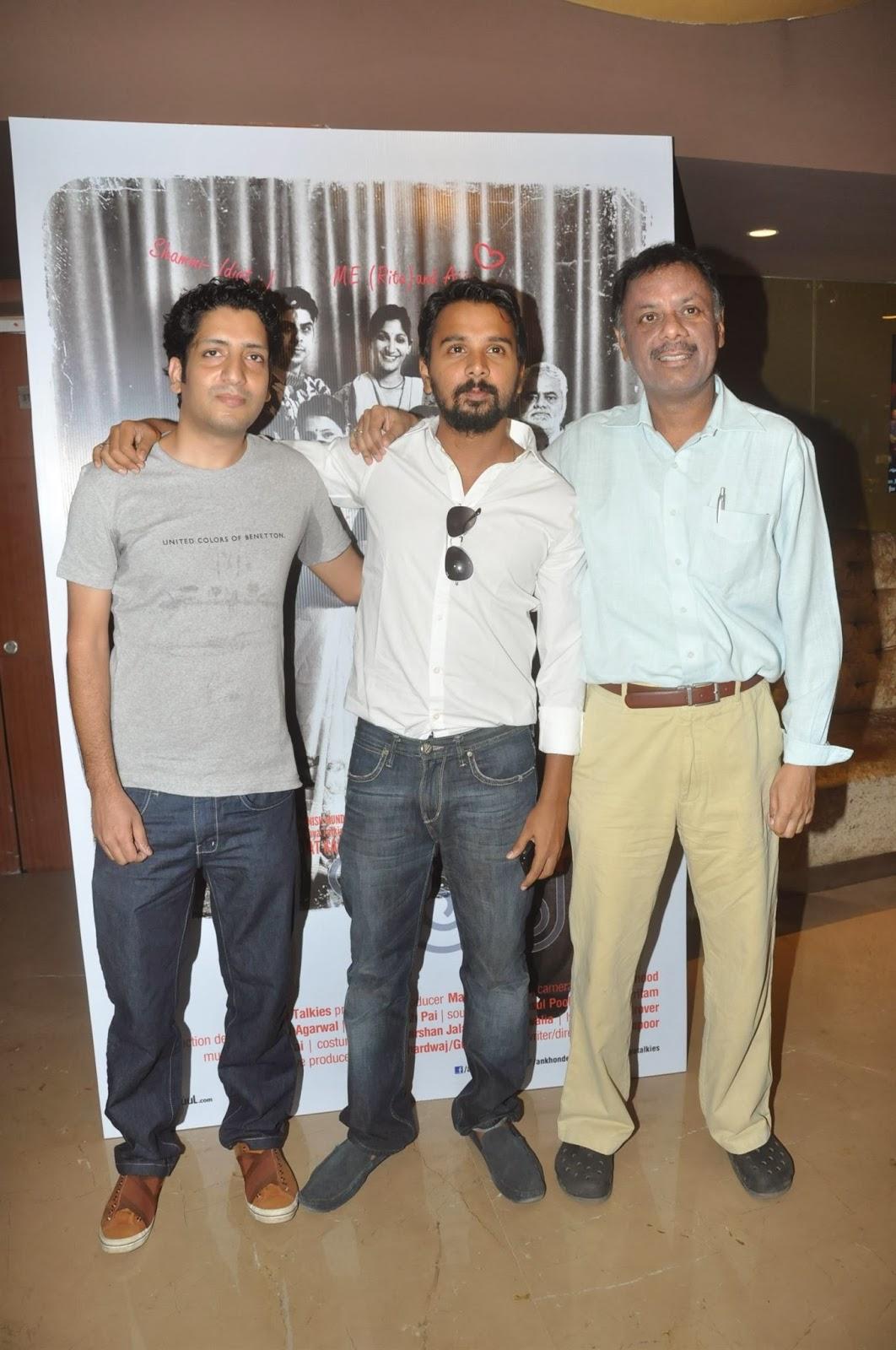 Celbs at Ankhon Dekhi Trailer Launch Photos