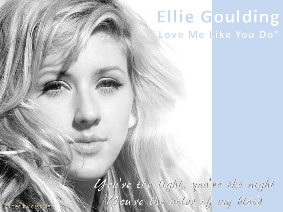 Lyric ellie goulding my blood lyrics : dwndaf-on at blog: Ellie Goulding