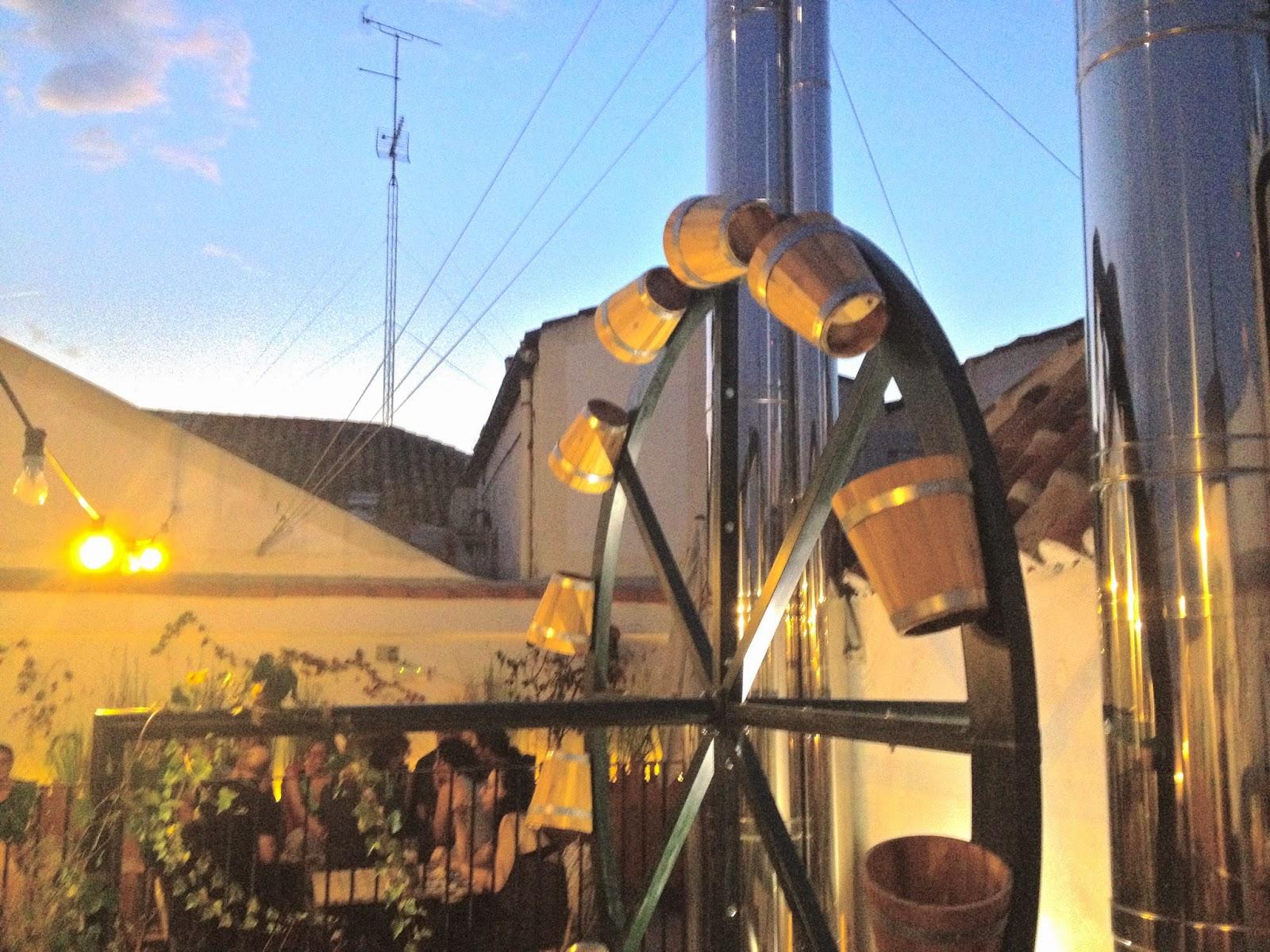 The Hat Madrid - terraza - La Latina - ático - copas - hotel - hostal