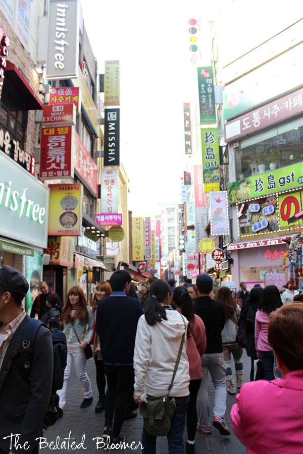 Myeongdong Shopping District, Shopping in Myeongdong