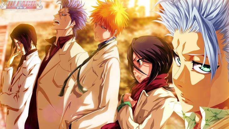 Bleach Anime Characters