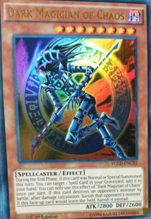 Awesome Card Games News Dark Magician Of Chaos Reprint
