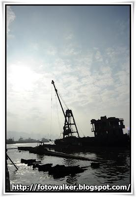 油塘舊船廠