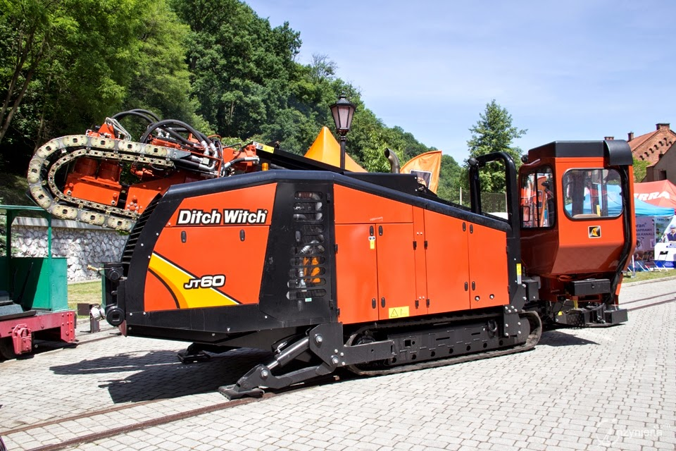 ГНБ Ditch Witch JT60