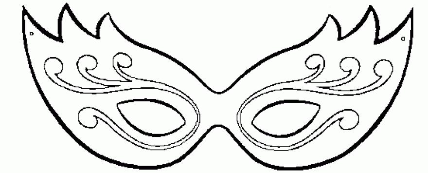 mask antifaz carnival carnaval diy