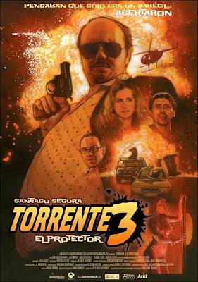 Torrente 3: El Protector | 3gp/Mp4/DVDRip Latino HD Mega