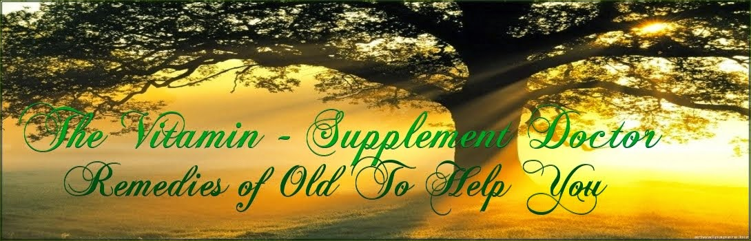 The Vitamin -Supplement Doctor