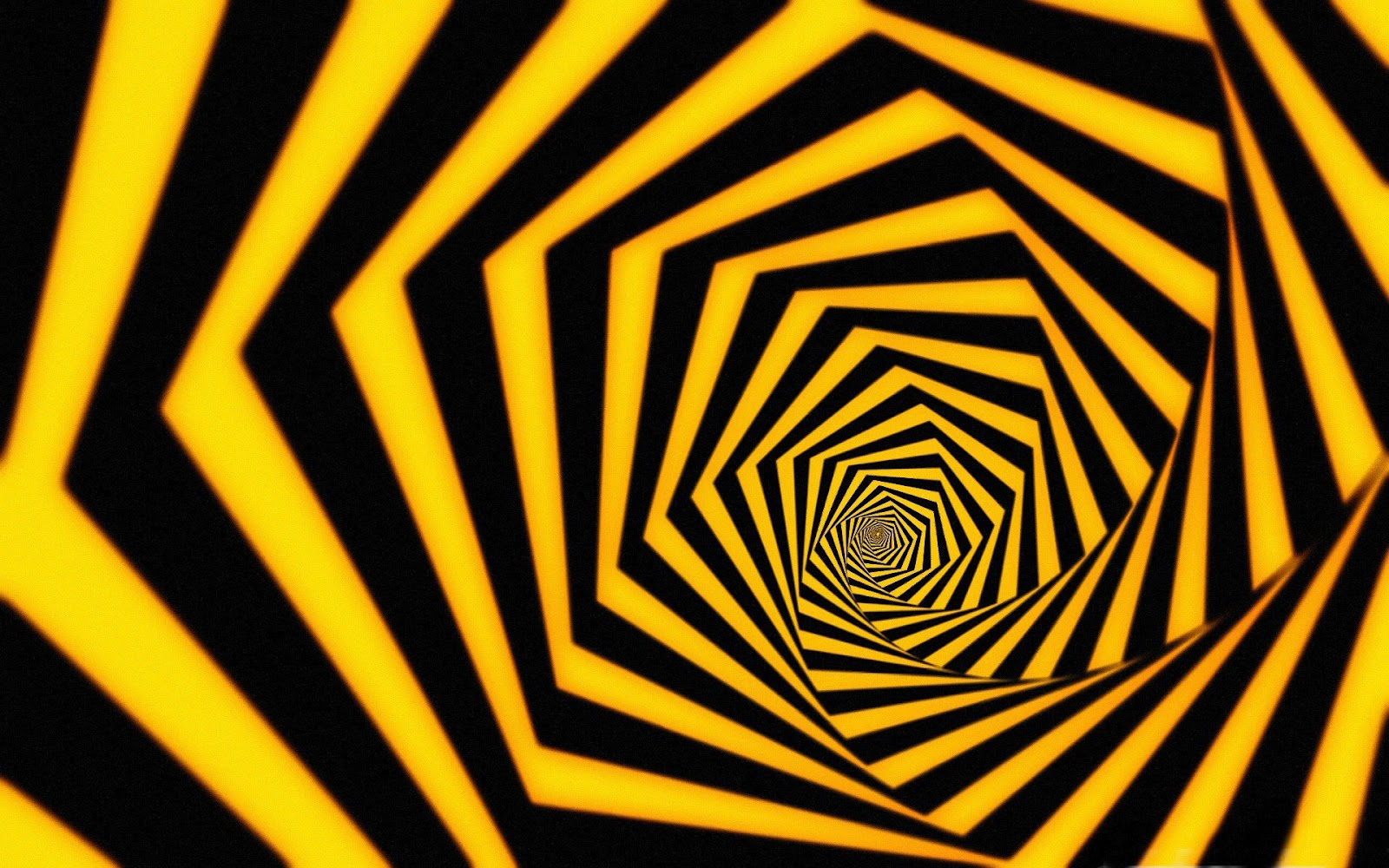 Wallpaper with an optical illusion stare at the image for 10-15