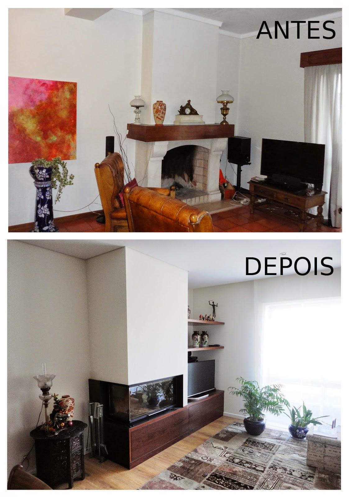 Trata se da remodelação de um apartamento na Freguesia da Glória  #AB3B20 1123 1600