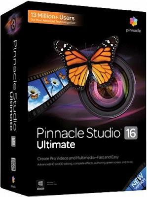 Download Pinnacle Studio Ultimate 16 + Ativação