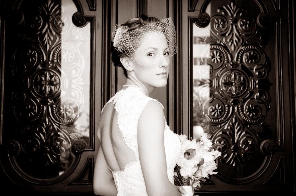 Vintage Bridal Makeup Sacramento Wedding