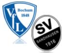 VfL Bochum - SV Sandhausen