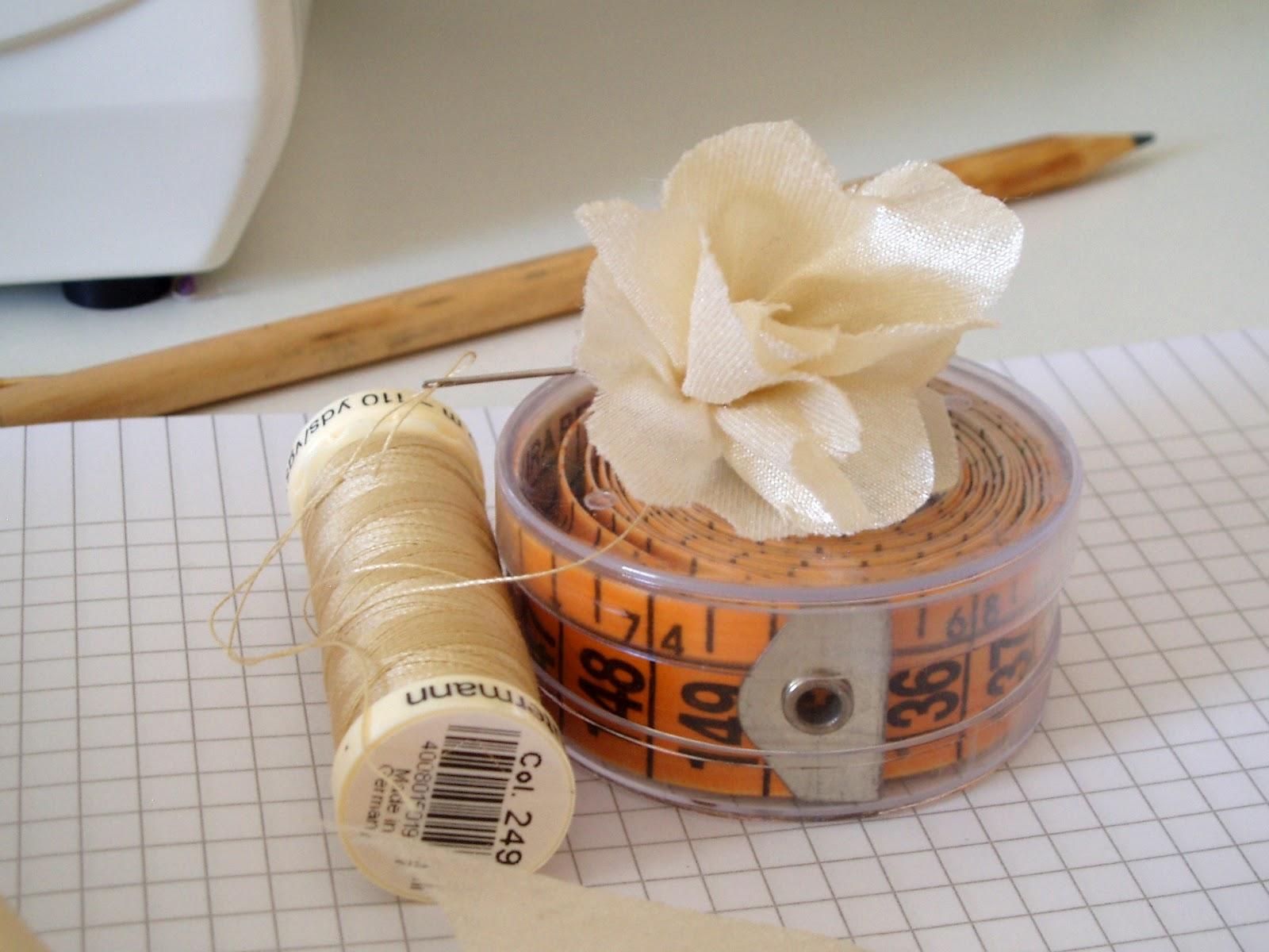 how to make fabric peonies