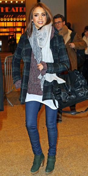 Jessica Alba Boots