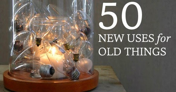 50 mind blowing new uses for old things handy diy - New uses for old things ...