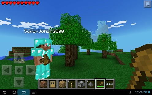 Minecraft - Pocket Edition v0.8.0 Final [Atualizado + APK Android 2.3]
