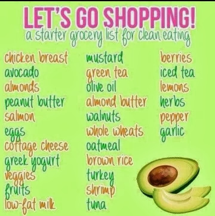 Rely On the Ingredients List For Healthy Food Shopping