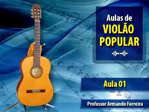 Curso Violão Popular