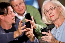 Seniors and Modern Technology