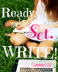 Ready. Set. WRITE! <br>{Summer 2015}