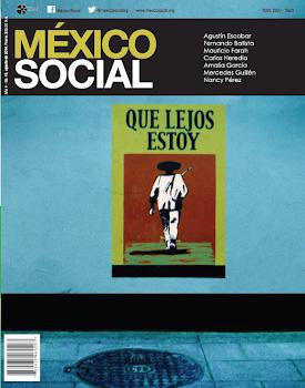 Revista México Social - Año 3, No. 49, agosto de 2014