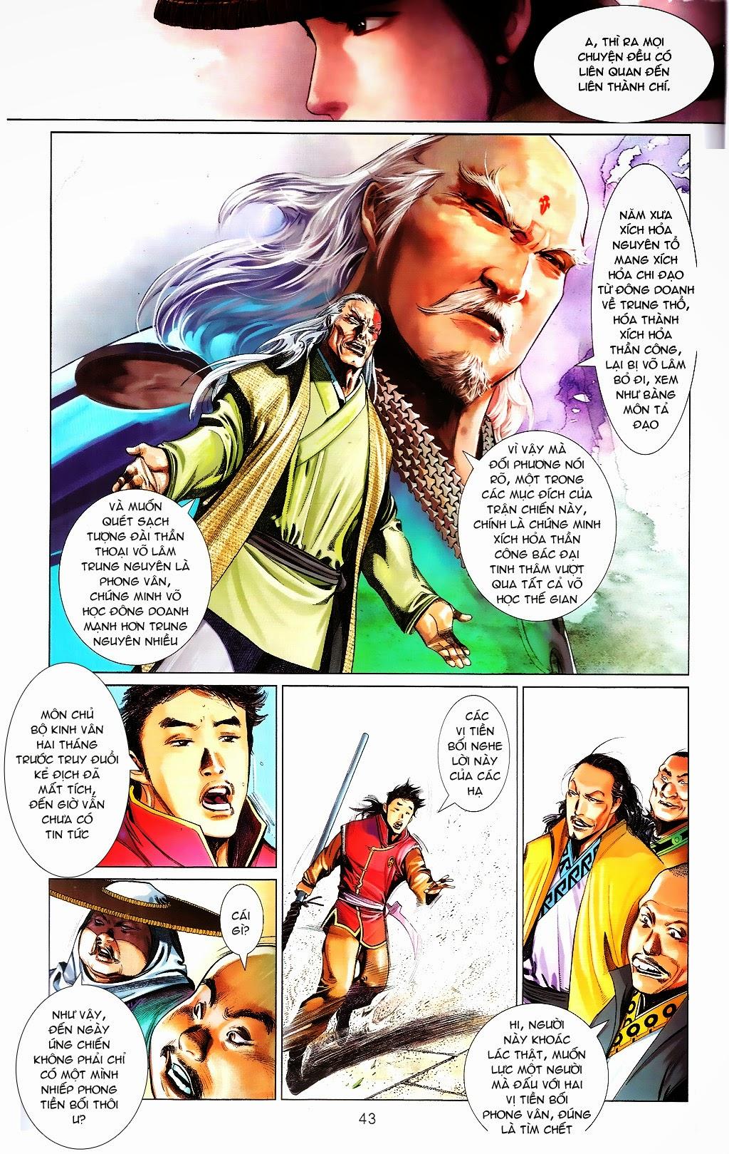 Phong Vân Chap 664