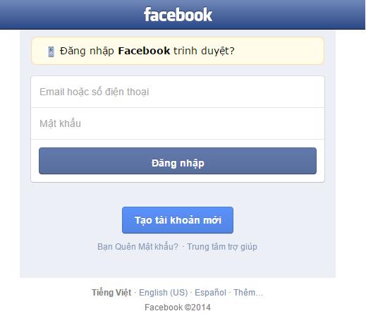 Tu dong dang tuong Facebook ban be
