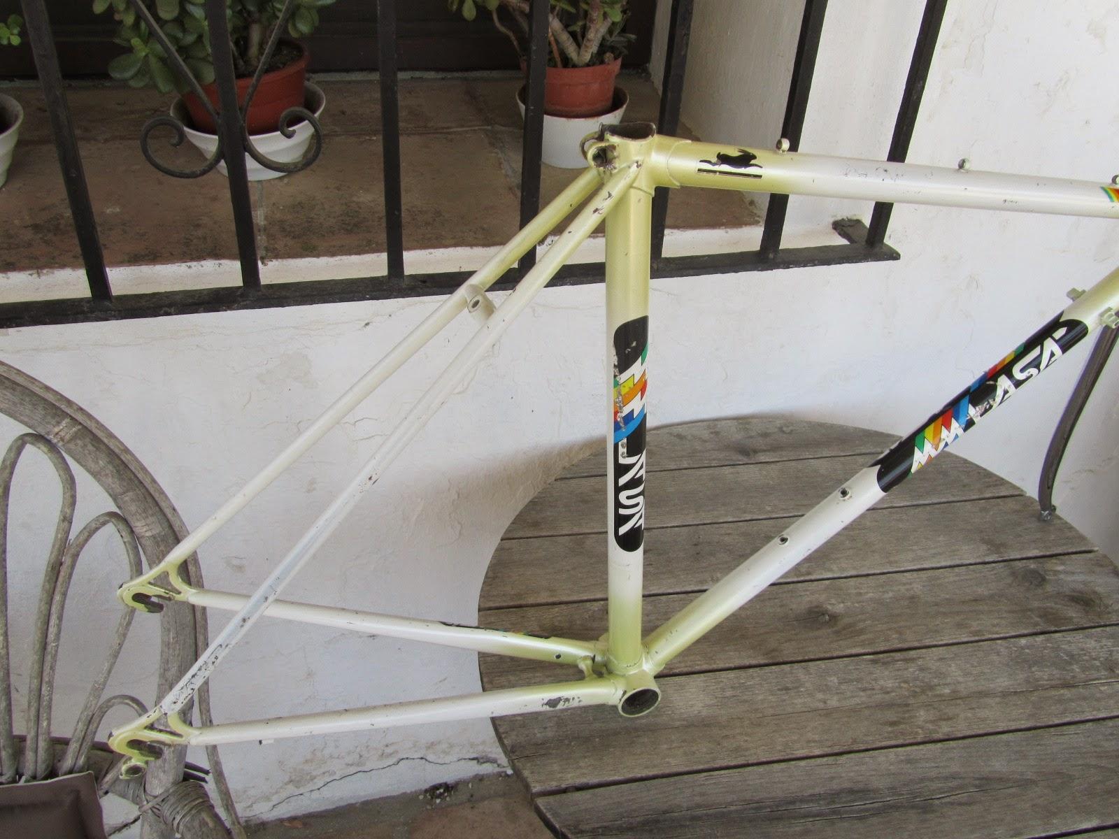 Cuadro bicicleta: MMLasa ~ Rik Rides - Restauracion de Bicicletas ...