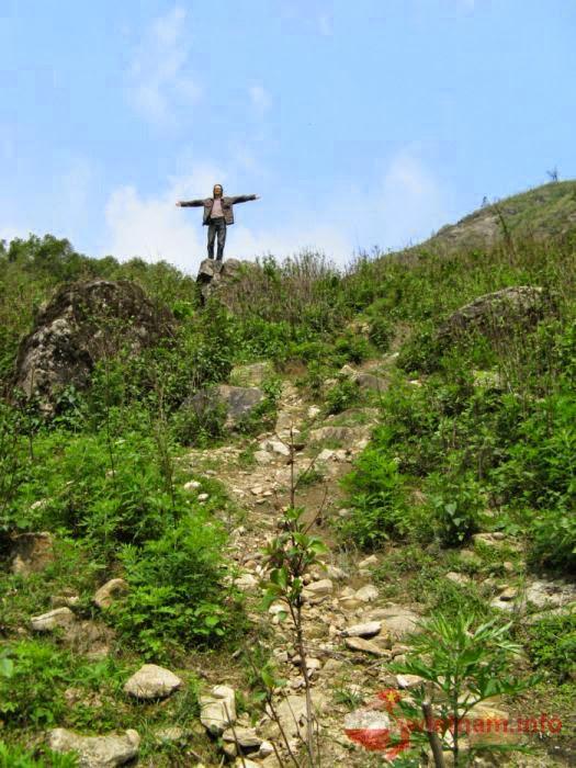 Adam w górach