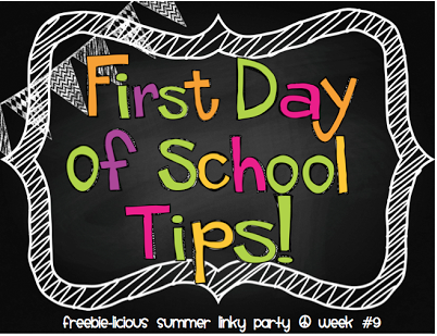 http://seusstastic.blogspot.com/2013/08/first-day-of-school-tips-more.html
